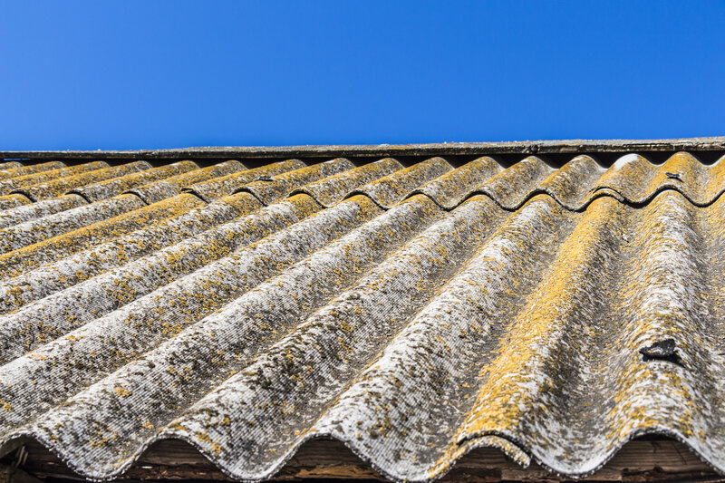 Asbestos Garage Roof Removal Costs Harlow Essex